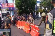 Ini Daftar Ruas Jalan di Kota Bandung yang Ditutup dan Disekat