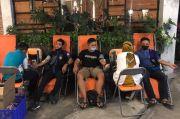 Kolaborasi Dua Komunitas Anak Muda di Madiun Sumbang Darah Buat PMI