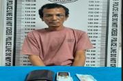 Siang Bolong Tunggu Pembeli, Pengedar Narkoba Ditangkap Polisi