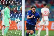 Tampil Moncer di Piala Eropa 2020, Manuel Locatelli Dilirik Juventus