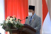 Prabowo Ingin Dokumen Sishankamrata Abad ke-21 Bisa Jadi UU