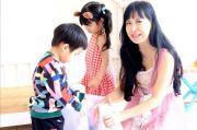 Gemar Bagikan Ilmu Parenting, Louisse Scarlett Family Tuai Respons Positif