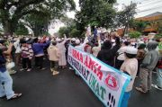 Massa Pendukung Habib Rizieq Kembali Serbu DPRD Bogor, Tuntut Bima Arya Dilengserkan