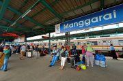 KRL Mania, Layanan Bogor-Jakarta Kota di Stasiun Manggarai Ada di Lantai 3