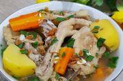 Resep Sup Ayam Kampung, Sehat dan Hangatkan Tubuh Saat Hujan