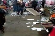 Viral, Warga Rusak Posko Penyekatan dan Swab Antigen di Suramadu