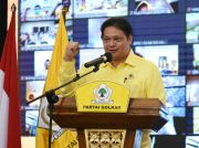 Airlangga: Keputusan Partai Golkar Sudah Jelas, Kader Harus Kerja