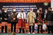 Dapat Gelar Adat Lampung, Erick Thohir Jadi Adik Zulkifli Hasan