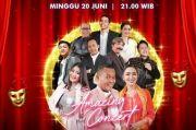 Tayang Perdana Besok! Amazing Concert Comedy Concert GTV, Panggung Komedian Paling Kocak & Musisi Ternama