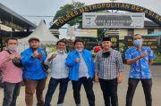 KNPI Bekasi Laporkan Pegiat Medsos ke Polrestro Bekasi Kota