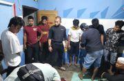Pesta Narkoba Diobrak-abrik Polisi, Lima Pecandu dan Bandar Tak Berkutik