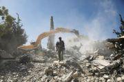 Israel Perintahkan Penghancuran Paksa Gedung Milik 8 Keluarga Palestina