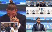Sergio Ramos Menangis: Adios, Real Madrid di Hati Saya!
