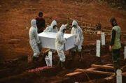 Gawat! Kasus Kematian COVID-19 di Jawa Timur Tertinggi Nasional