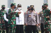 Panglima TNI dan Kapolri Pompa Semangat Petugas dalam Penanganan COVID-19 di Bangkalan