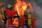 Pemadam Kebakaran Empat Lawang Jadi Korban Prank, Pelaku Diburu Polisi
