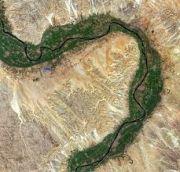 Terjadi di Nil hingga Eufrat, Fakta Ini Lebih Menakutkan dari Matahari Terbit di Utara
