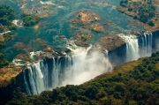 60% Sungai di Dunia Berhenti Mengalir, Debit Air Terjun Victoria Berkurang