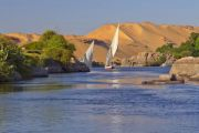 Melintasi Sembilan Negara, Sungai Nil Saksi Angkara Murka Firaun