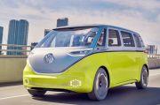 Volkswagen Siapkan 70 Model Mobil Listrik, Diproduksi Mulai Tahun Depan