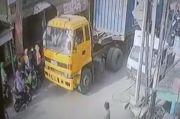 Keroyok Sopir dan Pecahkan Kaca Truk Trailer, Polisi Buru Pengantar Jenazah Arogan