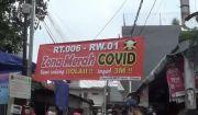 Belasan Warga Terpapar Corona, Satu Kampung di Cilandak Di-Lockdown