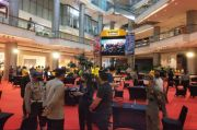 Polisi Bubarkan Acara Exhibition Game Card di Penjaringan