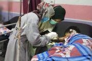 Tangis Pecah di Kuansing, Terjebak Kebakaran Hebat Ibu dan Anak Tewas Berpelukan
