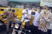 Klaten Disiram 50 Ribu Butir Telur, Airlangga Ungkap Tantangan Industri Unggas