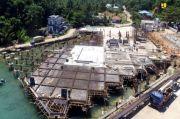 Buka Ekonomi Baru di Perbatasan, PLBN Terpadu Serasan di Natuna Rampung Awal 2022