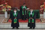 COVID-19 Kian menggila, Pendeta GKPI Diimbau Tak Putus Ingatkan Jemaat Patuh Prokes