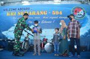 TNI AL Kagum Ketangguhan Mental Pelajar yang Terombang-ambing Selama 3 Jam di Laut