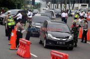 Covid-19 Melonjak, Polisi Lakukan Penyekatan 10 Titik di Jakarta