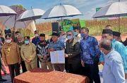 Panen Jagung Dihadiri Wamentan, Wagub Riau: Tingkatkan Pendapatan dan Kesejahteraan Petani