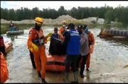 Belitung Timur Gempar, Jenazah Seorang Pria Ditemukan Sedang Ditunggui 2 Ekor Buaya