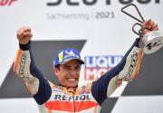 Sukses di MotoGP Jerman 2021, Marquez Belum Pikirkan GP Belanda