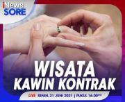 Wisata Kawin Kontrak Dilarang di Cianjur, Bupati Teken Perbup, Saksikan Selangkapnya di iNews Sore Senin Pukul 16.00 WIB