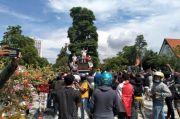 Kepung Balai Kota Surabaya, Warga Madura: Kami Capek Tiap Hari Tes Antigen