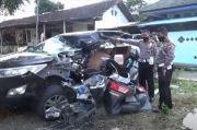 Kecelakaan Maut di Tol Solo-Semarang, 2 Tewas di Tempat