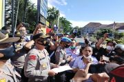 Jurnalis Pematangsiantar-Simalungun Turun ke Jalan Minta Kriminalisasi Wartawan Dibasmi