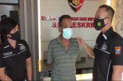 Pria Lansia di Medan Diringkus Polisi, Selama 4 Tahun Jadikan Anak Tirinya Budak Seks