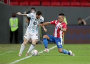 Argentina Tekuk Paraguay Lewat Gol Tunggal Alejandro Gomez
