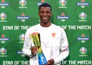 Jadi Top Skor Sementara Piala Eropa 2020, Wijnaldum Merendah