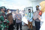 Panglima TNI Apresiasi 4 Pilar Cilandak dalam Memutus Rantai Penyebaran Covid-19