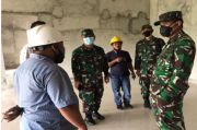 Kogabwilhan III Percepat Pembangunan Markas Komando di Timika Papua