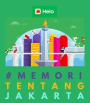 Sambut HUT DKI Jakarta ke-494, Helo Ajak Masyrakat Merayakannya Secara Virtual