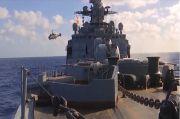 Manuver Rusia Tenggelamkan Kapal Induk di Dekat Hawaii Bikin AS Khawatir
