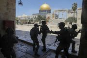 Pemukim Yahudi Usir Keluarga Palestina, Bentrokan Pecah di Yerusalem