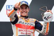 Kemenangan Marquez seperti Perayaan Gelar Juara MotoGP