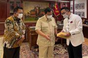 Bertemu Prabowo Subianto, Ridwan Kamil Jalin Kedekatan dengan Petinggi Partai